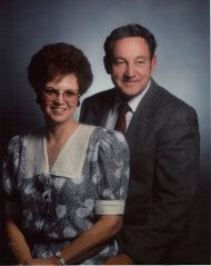 Ralph and Carolyn 1990